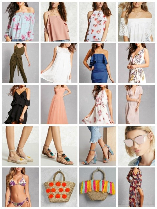 Forever 21 shopping tips and picks - Ioanna's Notebook
