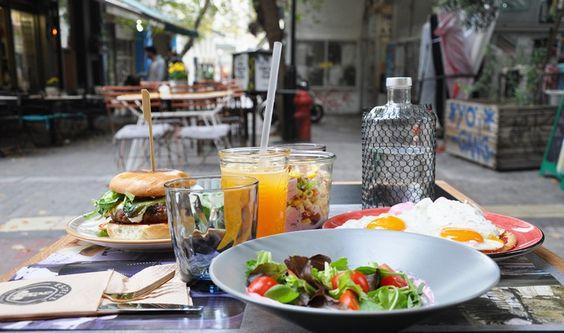 Για brunch στο Estrella Athens | Ioanna's Notebook