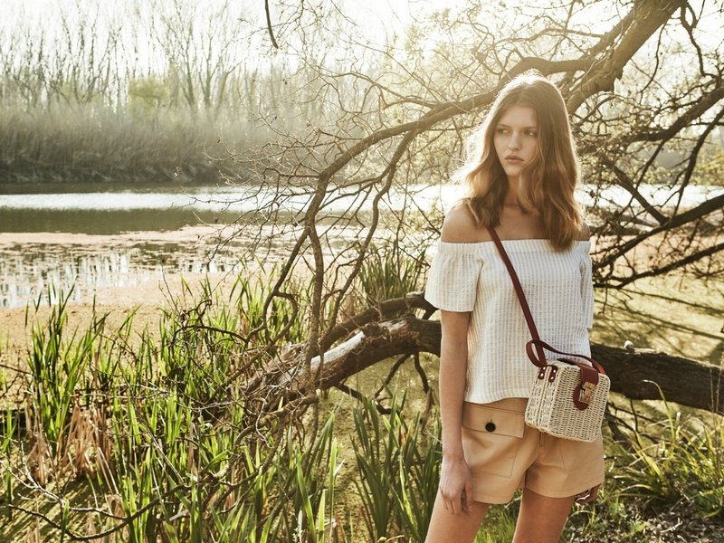 "Shopping Files: Stradivarius ""Natural Vibes""  Ioanna's Notebook"