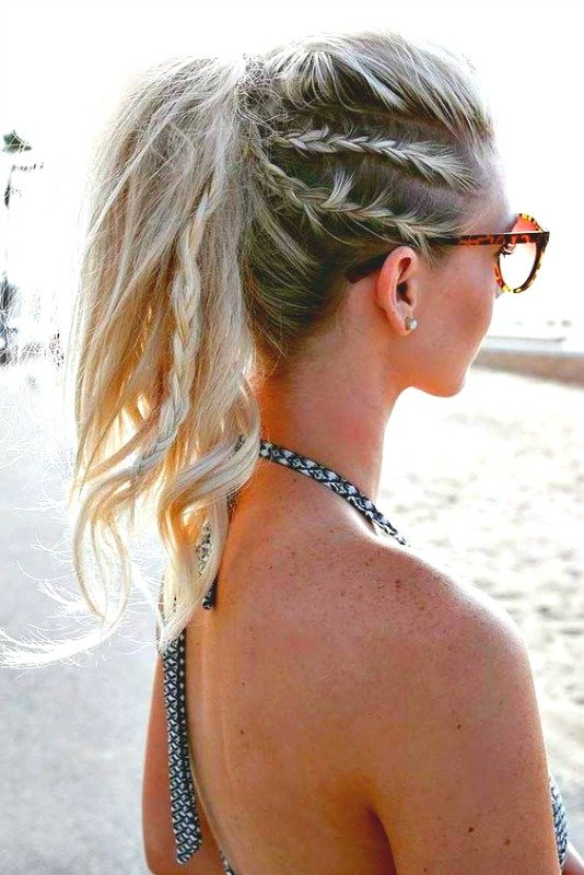 10 Easy summer hairstyles that you can easily do at home - Ioanna's Notebook