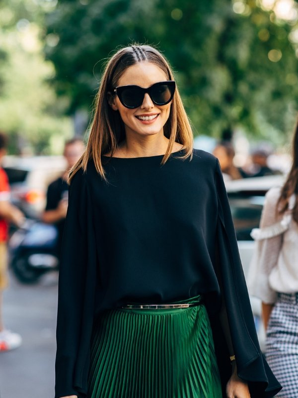 Get the look: Recreate this elegant and chic look that Olivia Palermo wore for Milan Fashion Week with affordable items | Ioanna's Notebook