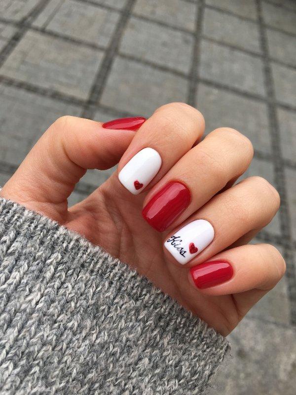 10 Beautiful nail art ideas for Valentine's Day   Kooklitsa for Ioanna's Notebook
