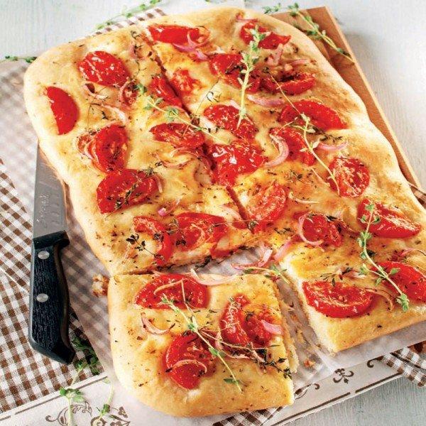 ladenia recipe - greek food