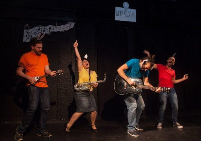 Η παιδική παράσταση «Η Μπάντα του Δάσους» της Ελένης Ευταξοπούλου έρχεται από 2 Νοεμβρίου στο θέατρο Άβατον.