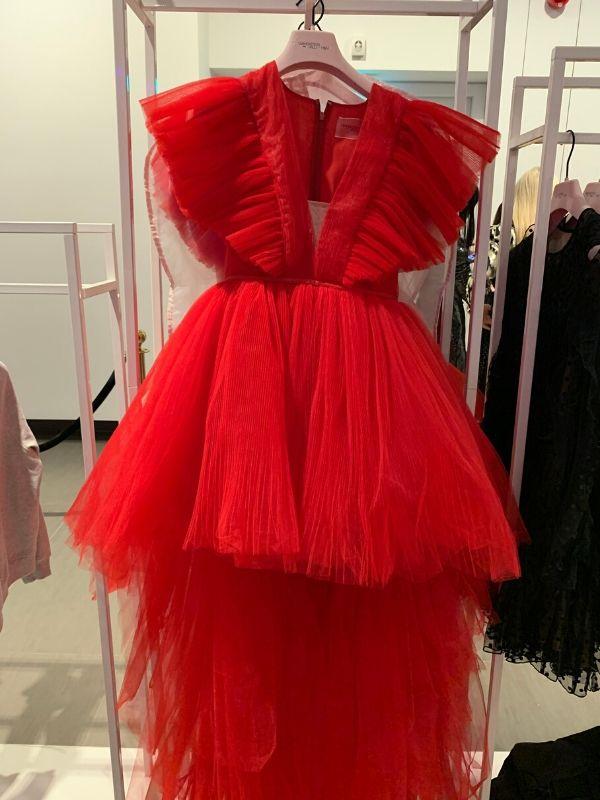 Giambattista Valli x H&M Long tulle dress