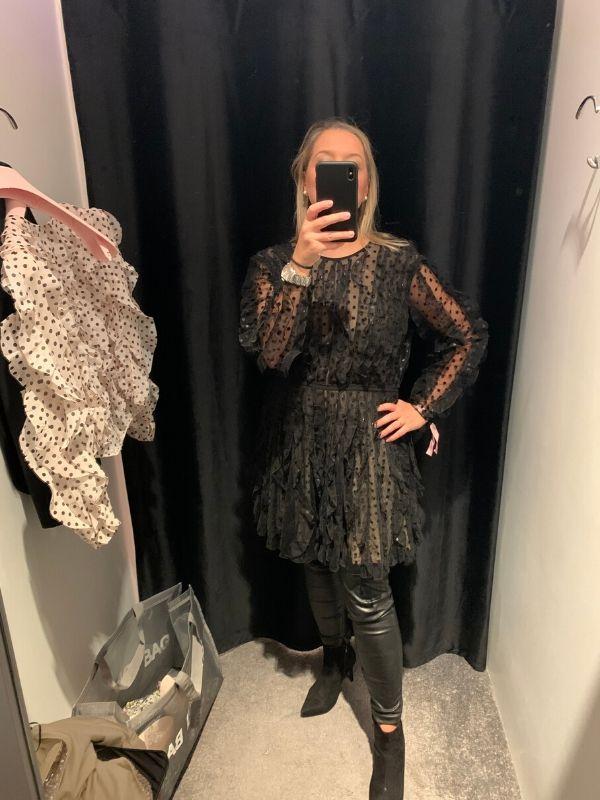 Giambattista Valli x H&M Short tulle dress