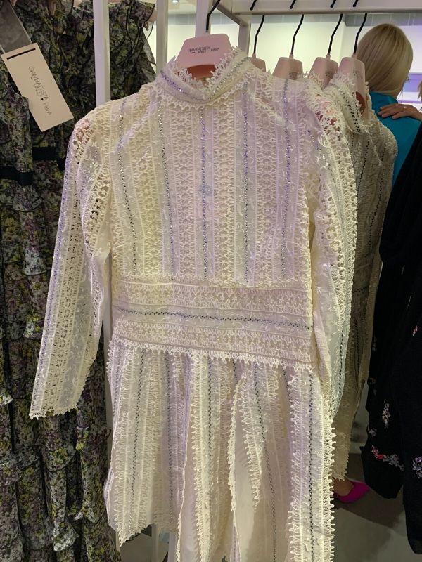 Giambattista Valli x H&M Short lace dress