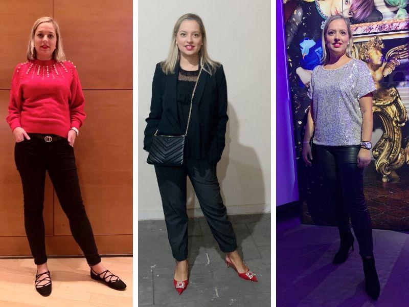 Holiday Outfit Ideas - Ιδέες για να ντυθείτε κομψά και άνετα στις Γιορτές, οποιαδήποτε και αν είναι η περίσταση, χωρίς να θυσιάσετε το στυλ σας.