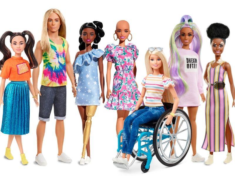 Σήμερα, η Barbie – η κούκλα με τη μεγαλύτερη διαφορετικότητα στην αγορά - ανακοινώνει τη νέα σειρά Barbie Fashionistas με μοναδικά looks.