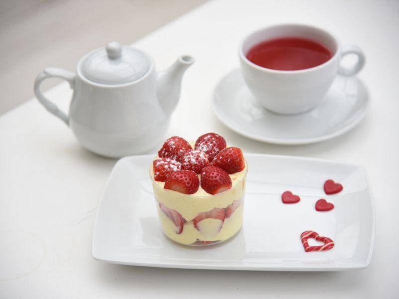 Ο Φεβρουάριος είναι ο πιο love μήνας της χρονιάς και τα ζαχαροπλαστεία Zuccherino έχουν ετοιμάσει υπέροχες συνταγές στην πιο love εκδοχή τους.