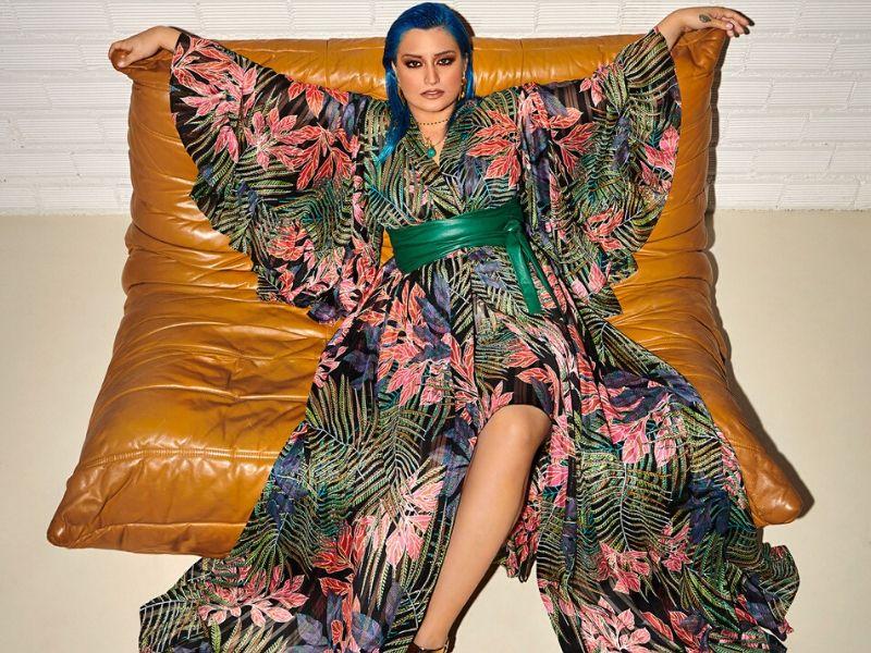 Αέρα Greece's Next Top Model φέρνει η νέα τηλεοπτική καμπάνια της mat. fashion με πρωταγωνίστρια την Κατερίνα Πεφτίτση.