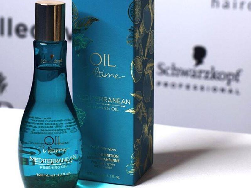 Η Schwarzkopf Professional αφοσιωμένη στα Τελετουργικά Αρμονίας, προσθέτει δύο ολοκαίνουργια προϊόντα στη σειρά για την περιποίηση μαλλιών Oil Ultime, το Castor Seed Cleansing Oil και το Mediterranean Finishing Oil.