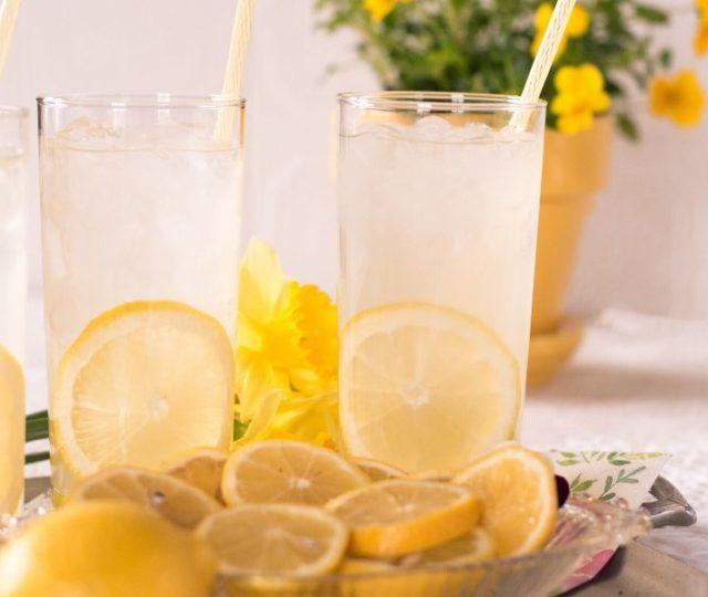 ώρα που τα λεμόνια είναι άφθονα και στα καλύτερά τους, είναι η κάτάλληλη στιγμή να φτιάξουμε σπιτική λεμονάδα! Σπιτική λεμονάδα, που θα σας περιμένει στο ψυγείο να σας δροσίσει μετά από μια δύσκολη ημέρα!