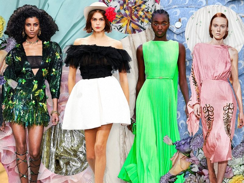 Spring Summer 2020 Fashion Trends - Οι τάσεις της μόδας που θα μας απασχολήσουν το επόμενο διάστημα και δεν πρέπει να λείπουν από την ντουλάπα σας.