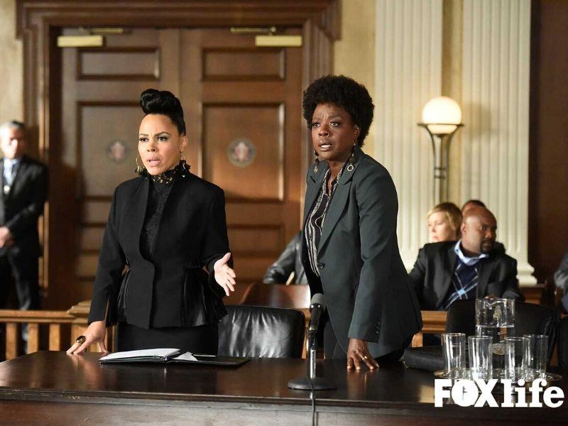 """Το τέλος του """"How to get away with murder"""" και της Annalise Keating πλησιάζει! Νέα επεισόδια από τη Δευτέρα 1 Ιουνίου στις 21.00 αποκλειστικά στο Fox Life ©ABC Studios"""