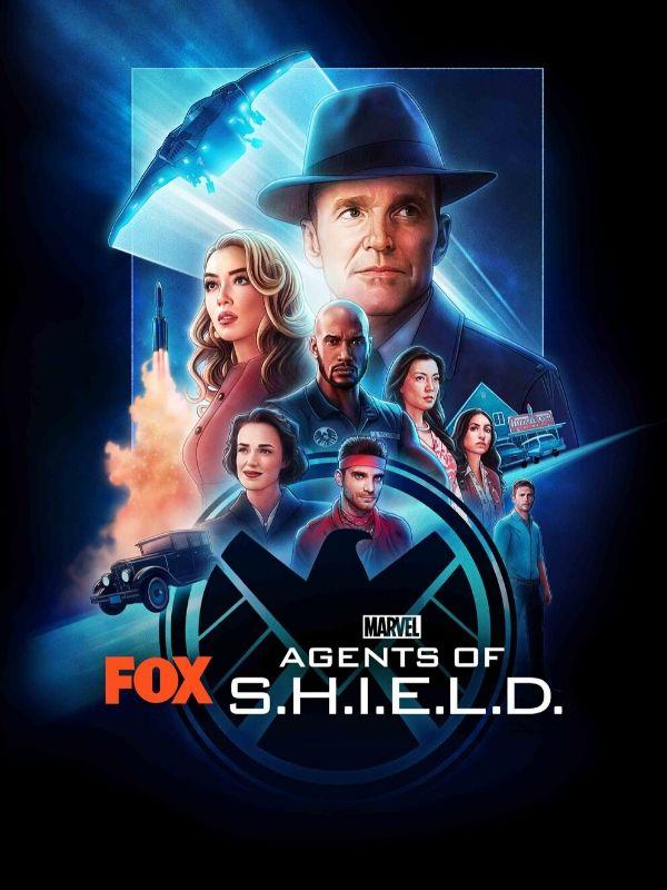 Οι «Marvel's Agents Of S.H.I.E.L.D.» επιστρέφουν για την τελευταία τους αποστολή. O 7ος & τελευταίος κύκλος έρχεται αποκλειστικά στο Fox στις 2.6 στις 21.50 ©ABC Studios & Marvel