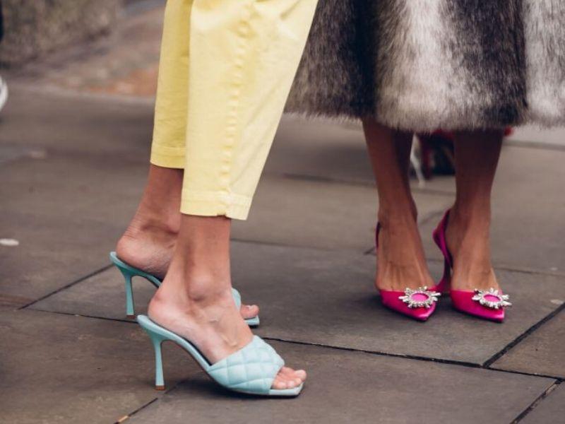 Spring Summer 2020 Shoe Trends - Οι κυριάρχες τάσεις στα παπούτσια που θα μας απασχολήσουν το επόμενο διάστημα. Μερικές υπάρχουν ήδη στη ντουλάπα σας!