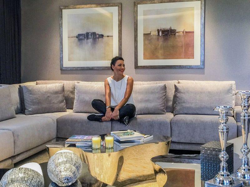Η interior designer Σίσσυ Φειδά μοιράζεται μαζί μας μερικά απλά tips για να ανέβει η διάθεσή μας και εν όψη καλοκαιριού