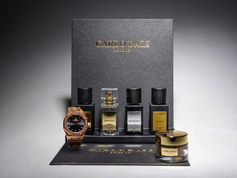 Η CARLO DALI LONDON ένα διεθνές luxury brand με έδρα το Λονδίνο