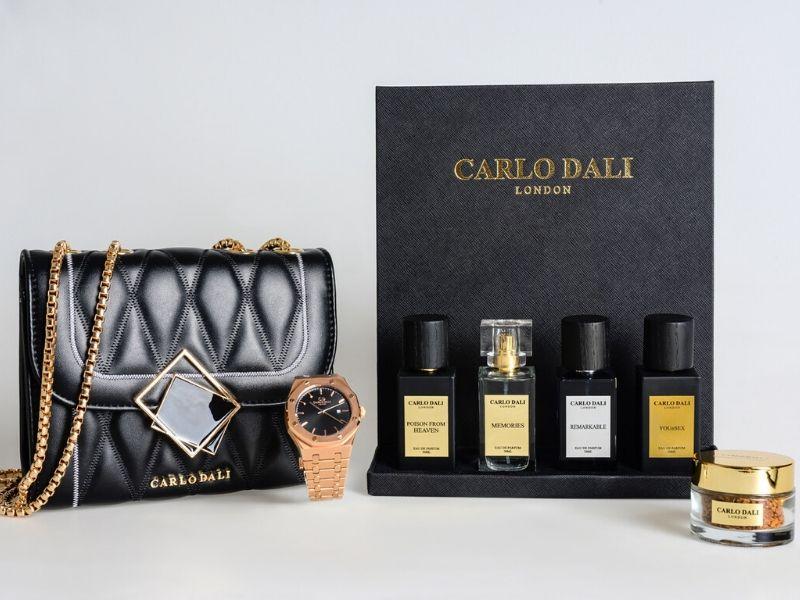 Οι μοντέρνες προτάσεις της CARLO DALI LONDON είναι προϊόντα υψηλών προδιαγραφών
