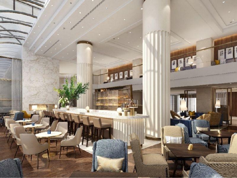 Το Athens Marriott Hotel είναι έτοιμο να σας υποδεχτεί και πάλι! Στην αρχή της Αθηναϊκής Ριβιέρας, με θέα στην Ακρόπολη, το Λυκαβηττό και το ίδρυμα Σταύρος Νιάρχος, το μοναδικής αισθητικής ξενοδοχείο Athens Marriott άνοιξε ξανά τις πόρτες του για να υποδεχτεί τους επισκέπτες του για μια ξεχωριστή και υψηλού επιπέδου εμπειρία με την υγιεινή και την ασφάλεια να είναι το επίκεντρο της φιλοξενίας.