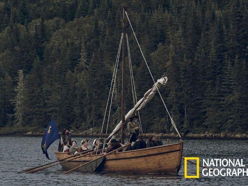 «BARKSKINS: Άνθρωποι του Δάσους», η νέα σειρά έρχεται στο National Geographic. Πρεμιέρα Παρασκευή 7 Αυγούστου 21.50 με διπλό επεισόδιο.