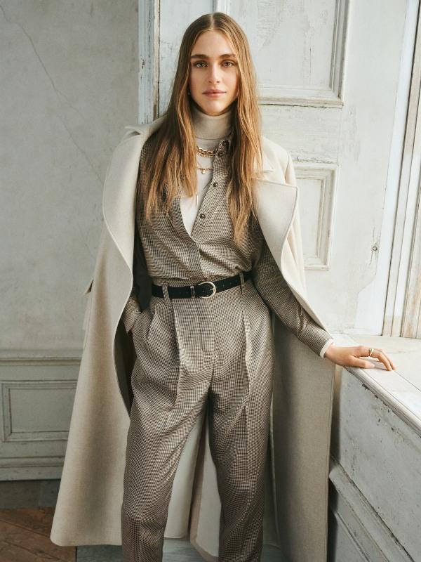 H Η&M συνεργάζεται με την ιταλική μάρκα Giuliva Heritage για τη δημιουργία της διαχρονικής συλλογής Giuliva Heritage x H&M από αειφόρα υλικά.