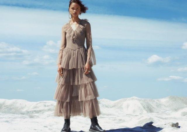 Η Η&Μ συνεργάζεται με τη σχεδιάστρια Sandra Mansour, για τη δημιουργία της θηλυκής, γυναικείας συλλογής Sandra Mansour x H&M.