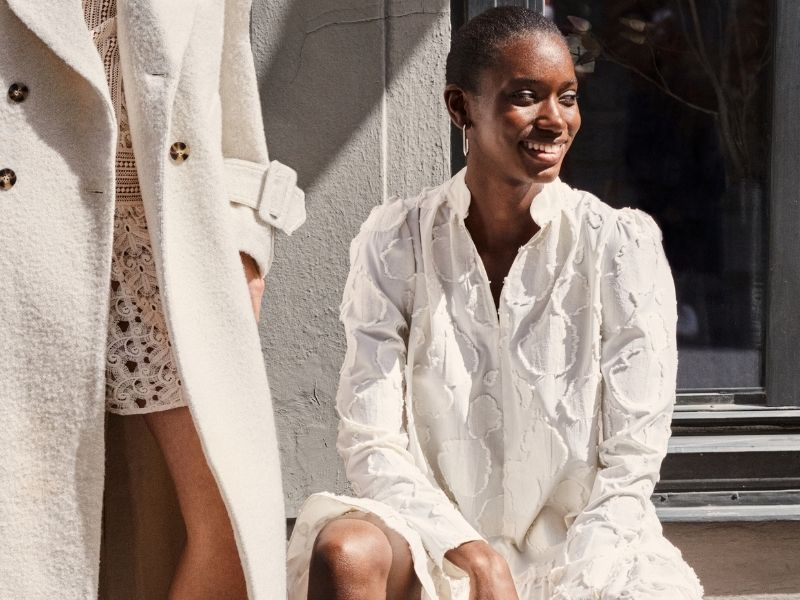 H&M Fall Fashion 2020. Η φθινοπωρινή συλλογή της H&M για το 2020 αναδεικνύει την ομορφιά των ανακυκλωμένων υλικών.