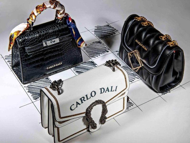 Μοναδικές τσάντες CARLO DALI LONDON, κομψές, δερμάτινες τσάντες για ξεχωριστό στυλ, κάθε στιγμή της ημέρας που θα απογιώσουν το στυλ σας.