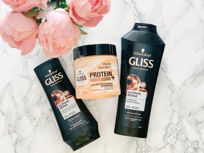 Ετοιμαστείτε για τη ΝΕΑ ΕΠΟΧΗ GLISS! Ο ειδικός μας στην επανόρθωση των μαλλιών έρχεται με ανανεωμένη φόρμουλα και μοντέρνα συσκευασία!
