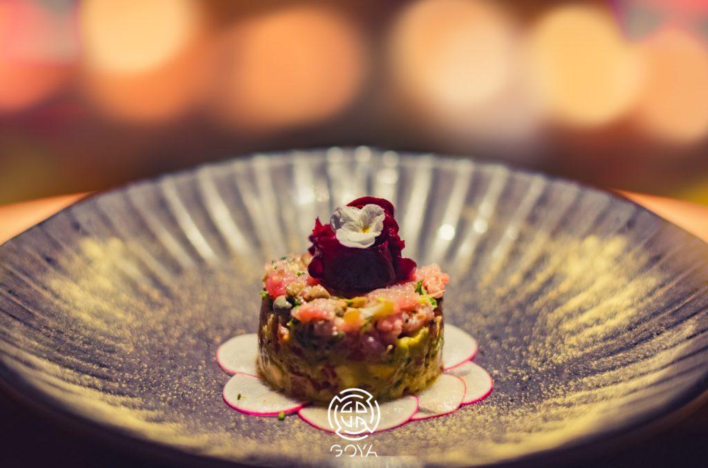 """Υποδεχθήκαμε τη νέα σεζόν με τον καλύτερο τρόπο στο """"Goya"""" Latino Gastrobar, απολαμβάνοντας το νέο μενού του executive chef Πέτρου Συρίγου, ο οποίος μας ταξίδεψε στην Λατινοαμερικάνικη κουζίνα!"""