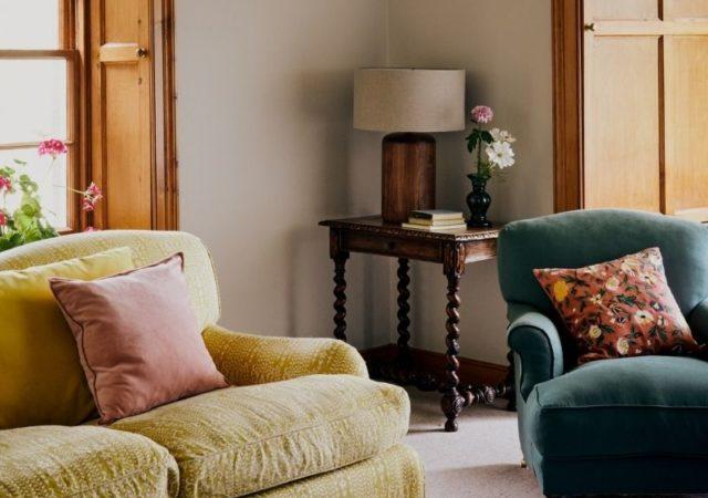 """Δημιουργήσετε τις δικές σας φθινοπωρινές γωνιές με τη νέα συλλογή Zara Home FW20 """"AT HOME WITH ISABELLA CAWDOR""""."""