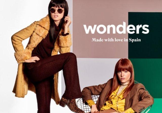 Η νέα συλλογή υποδημάτων Wonders Shoes για το Φθινόπωρο και τον Χειμώνα 2020-2021