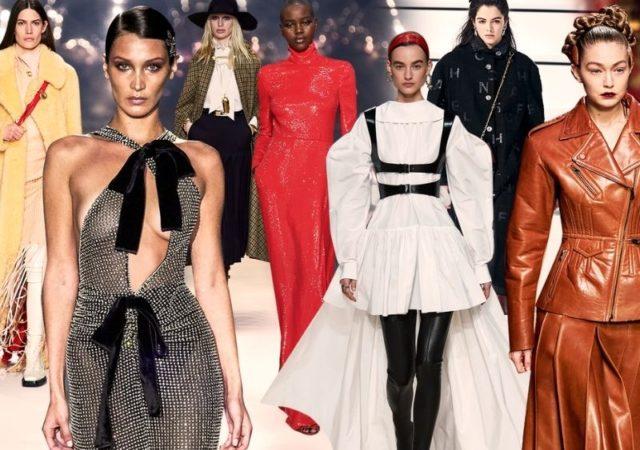 Fall 2020 Fashion Trends - Οι τάσεις της μόδας που θα μας απασχολήσουν το επόμενο διάστημα και δεν πρέπει να λείπουν από την ντουλάπα σας.