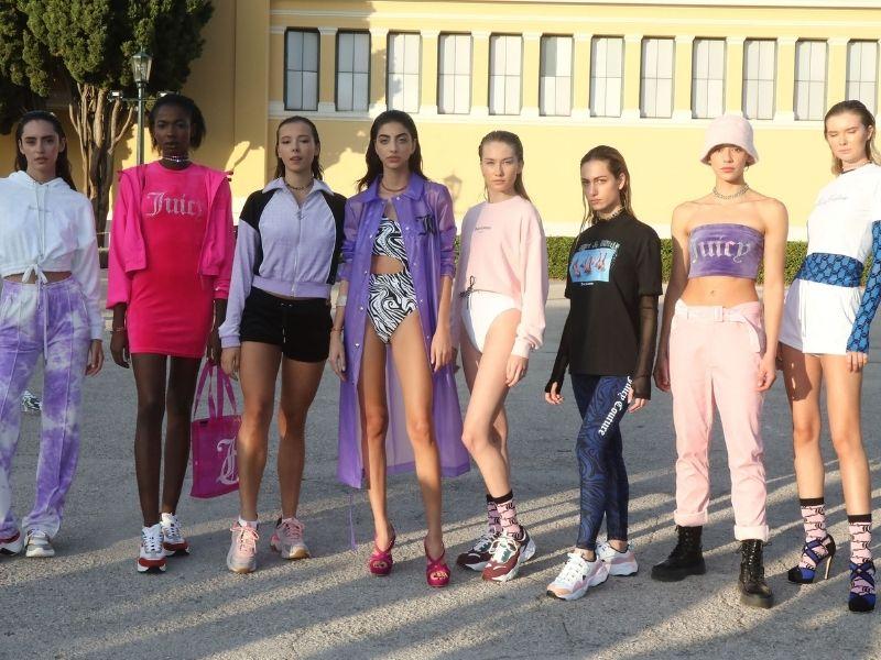 """COME HELL OR HIGH WATER"": Η Juicy Couture σε μια digital παρουσίαση της νέας συλλογής στα πλαίσια της AXDW στο Ζάππειο Μέγαρο."
