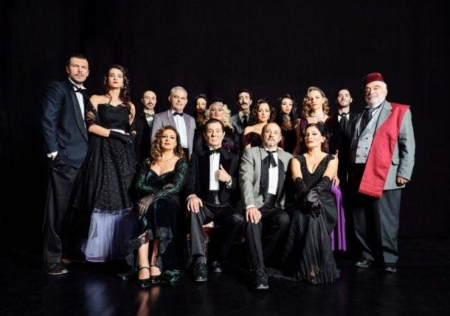 «Κάποτε στο Βόσπορο» του Άκη Δήμου. Μια παράσταση για την Πόλη της καρδιάς μας, από τις 6 Νοεμβρίου στη σκηνή του ιστορικού θεάτρου Βεάκη.