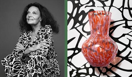 Η Η&Μ ΗΟΜΕ συνεργάζεται με την Diane von Furstenberg με συλλογή διακόσμησης εσωτερικού χώρου, η οποία θα λανσαριστεί την επόμενη χρονιά και θα ενώνει τα εμβληματικά σχέδια μόδας και τη χρωματική παλέτα της Furstenberg με τον κόσμο της διακόσμησης εσωτερικού χώρου της H&M HOME.