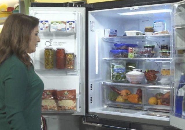 Αυτό το LG ψυγείο της Αργυρώ Μπαρμπαρίγου από την εκπομπή «Ώρα για Φαγητό» το έχουμε όλοι ζηλέψει. Τεχνολογία και μαγειρική σε έναν μοναδικό συνδυασμό.
