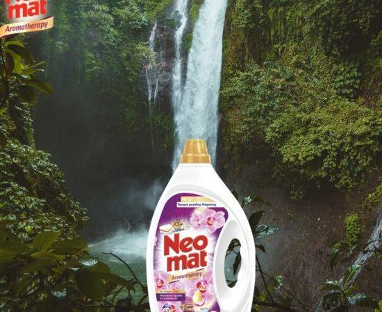 Νέο Neomat Aromatherapy Μαλαισιανή Ορχιδέα & Σανδαλόξυλο σε XXL μέγεθος! Γιατί τα σαγηνευτικά αρώματα δεν μπαίνουν σε μικρά μπουκαλάκια!