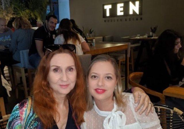 Δημοσιογραφικό δείπνο στο Ten Μodern Αsian της Μαρίνα Ζέας. Παρέα με εκλεκτούς συναδέλφους απολαύσαμε εξαιρετικά πιάτα.