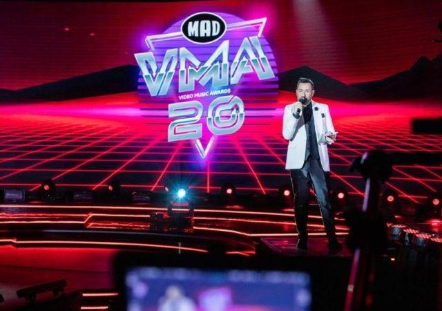 Τα «MAD VIDEO MUSIC AWARDS 2020» έρχονται την Κυριακή 27 Δεκεμβρίου αποκλειστικά στο MEGA προσφέροντας συναρπαστικές στιγμές!