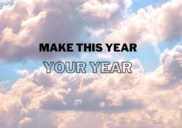 Μια νέα χρονιά μόλις ξεκίνησε γεμάτη ελπίδες, όνειρα και προσδοκίες! 2021 Let's do this! Είμαστε έτοιμοι!