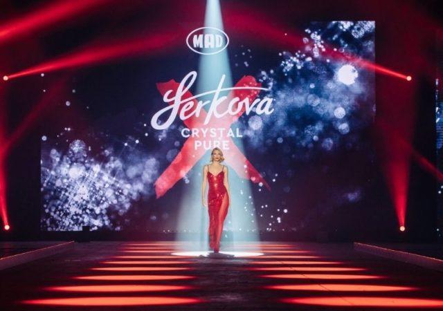 Το επετειακό MadWalk 2020 by Serkova Crystal Pure - The Fashion Music Project, έρχεται στις 9 Ιανουαρίου αποκλειστικά στο MEGA.