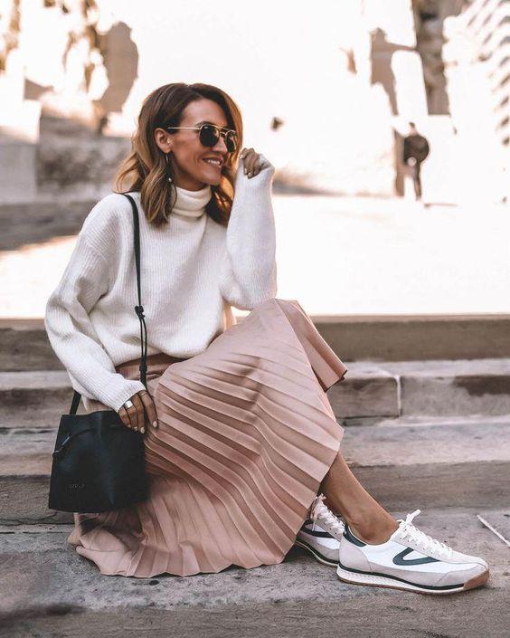 Outfit Ideas με Πουλόβερ & Shopping Guide με τα πιο όμορφα και ζεστά πουλόβερ της αγοράς (μερικά είναι ήδη σε έκπτωση!)