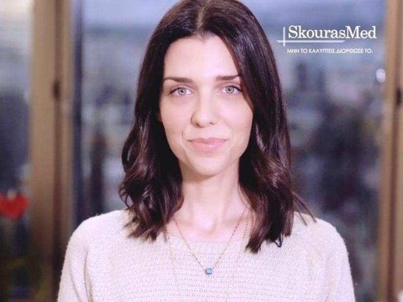 Η Έλενα Σκούρα μας ενημερώνει για την πρωτοποριακή θεραπεία HIFU, η οποία προσφέρει ορατά αποτελέσματα από την πρώτη εφαρμογή.