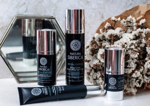 Ανακαλύψτε τη σειρά προσώπου Natura Siberica Royal Caviar. Πείτε όχι στον χρόνο με μια από τις πιο επιτυχημένες σειρές καλλυντικών προσώπου.