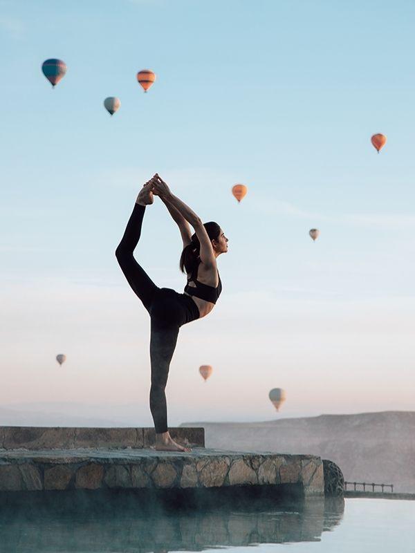 Oysho International Yoga Tour. Η Oysho ταξιδεύει με το πρόγραμμα Train With Us στις μεγαλύτερες πρωτεύουσες του κόσμου.