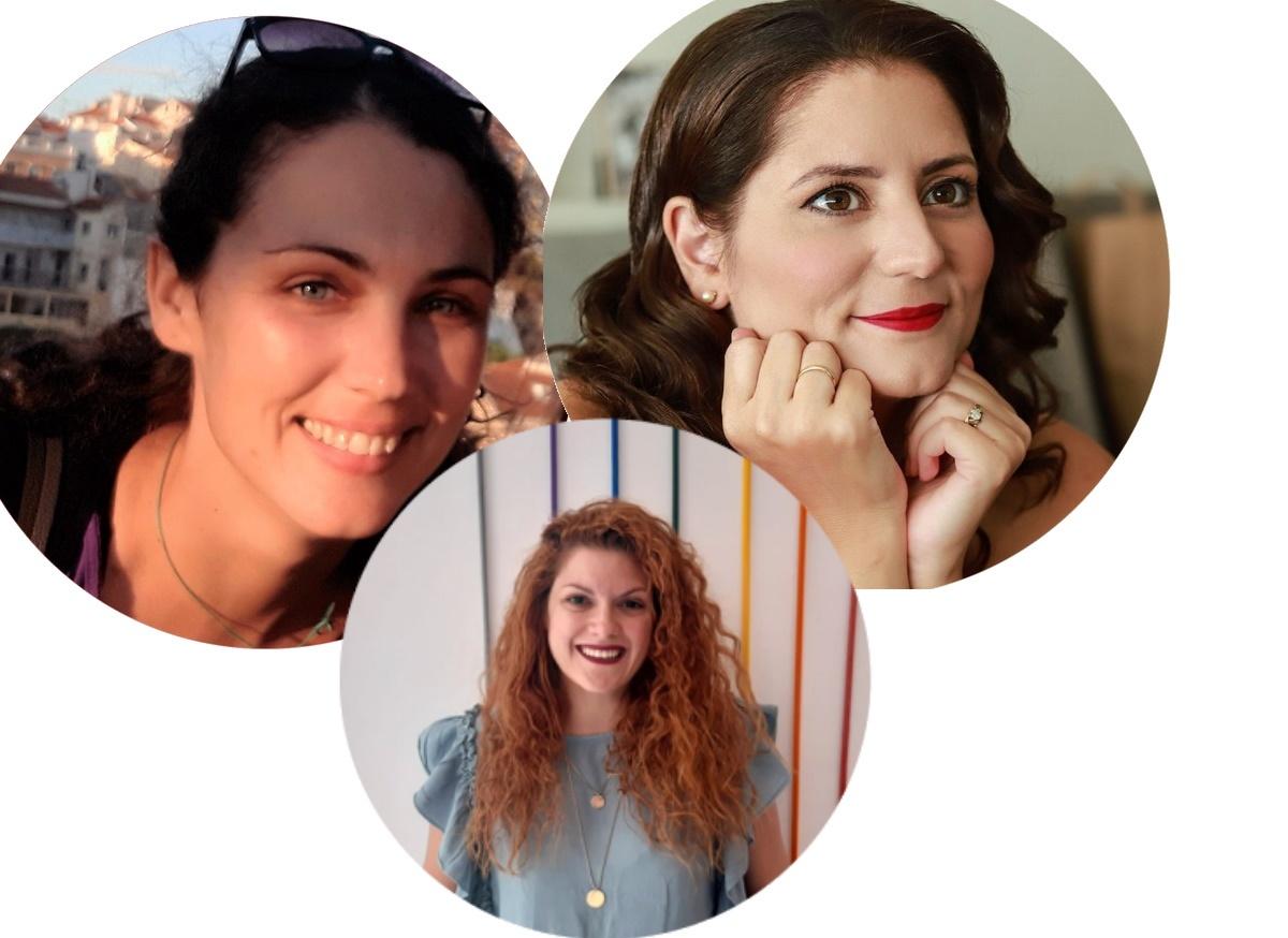 GirlPower: 3 γυναίκες leaders στο STEM στην Ελλάδα και οι ιστορίες τους. Νέες γυναίκες, επίμονες, δημιουργικές, επικεφαλείς σε καινοτόμα προγράμματα STEM.