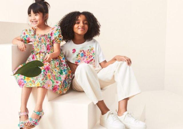Η H&M KIDS παρουσιάζει τη νέα συλλογή Angela Mckay x H&M σε συνεργασία με την εικονογράφο Angela McKay, την πιο βιώσιμη συνεργασία της.